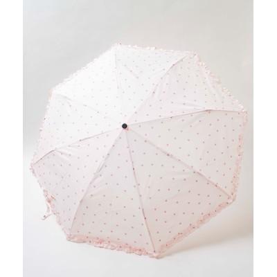 晴雨兼用フリル傘