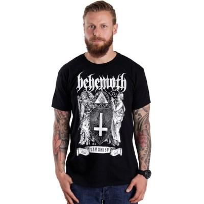 インペリコン Impericon メンズ Tシャツ トップス - The Satanist - T-Shirt black