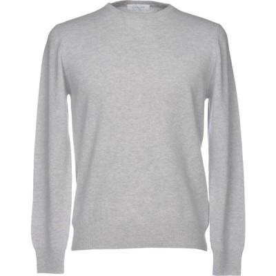 クルチアーニ CRUCIANI メンズ ニット・セーター トップス Sweater Light grey