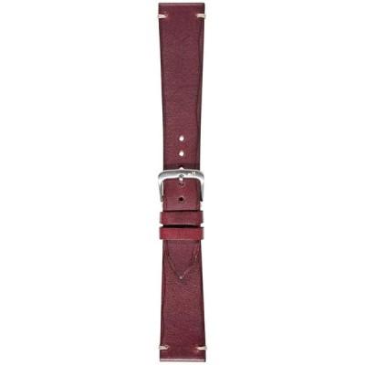 MORELLATO モレラート カーフ 時計ベルト VINTAGE ヴィンテージ 20mm レッド 交換用工具付き [正規輸入品] X5278C920