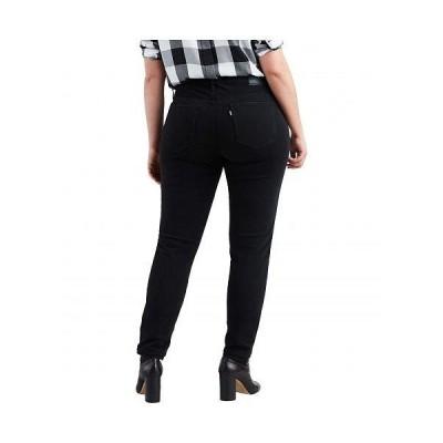 Levi's(R) Premium リーバイス レディース 女性用 ファッション ジーンズ デニム Plus Size 311 Shaping Skinny - New Ultra Black