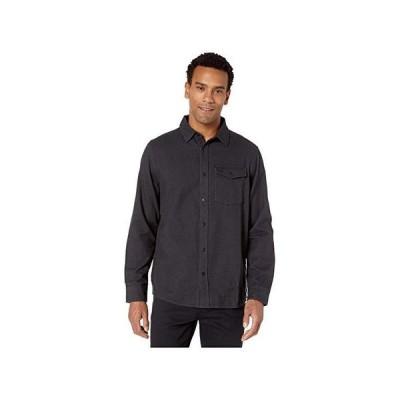 ザ・ノースフェイス Long Sleeve Stayside Chamois Shirt メンズ シャツ トップス Asphalt Grey