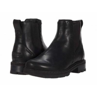 SOREL ソレル レディース 女性用 シューズ 靴 ブーツ チェルシーブーツ アンクル Lennox(TM) Chelsea Stud Black【送料無料】