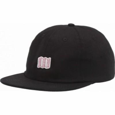 トポ デザイン Topo Designs レディース キャップ 帽子 Mini Map Hat Black