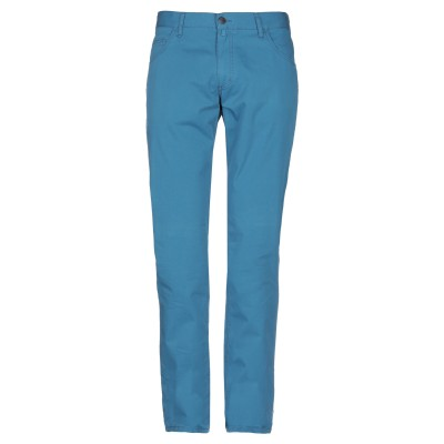 バーブァー BARBOUR パンツ ブルー 44 コットン 100% パンツ