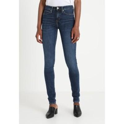 カルバンクライン レディース デニムパンツ ボトムス CKJ 011 MID RISE SKINNY  - Jeans Skinny Fit - amsterdam blue mid amsterdam blu