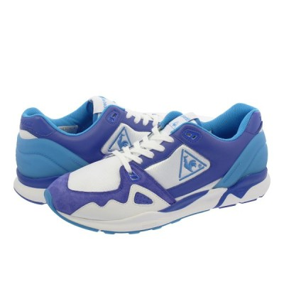 le coq sportif LCS R921 ルコック スポルティフ LCS R921 WHITE/BLUE ql1mjc50wb