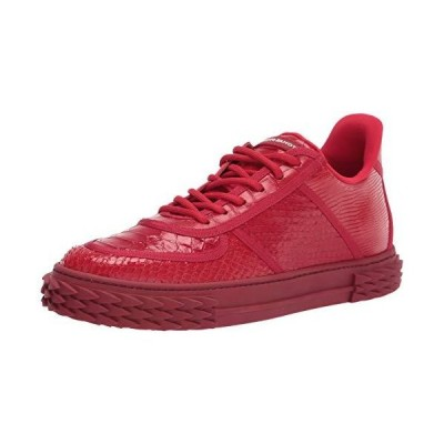 Giuseppe Zanotti mens RU00083 Sneaker, Fiamma,12 medium US【並行輸入品】