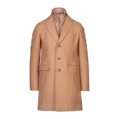 ヘルノ HERNO コート キャメル 50 ウール 80% / ナイロン 20% コート
