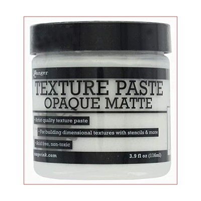 Ranger Texture Paste 4oz- (並行輸入品)