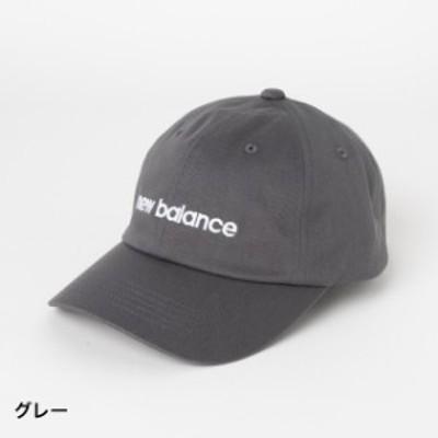 ニューバランス キャップ (JACL9749 GR) 帽子 : グレー New Balance