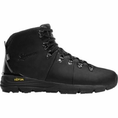 ダナー レインシューズ・長靴 Mountain 600 4.5 Hiking Boot Carbon Black Full Grain Leather
