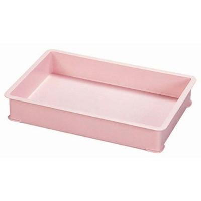 サンコー PPカラー番重 A型 ピンク