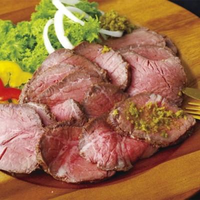 V511 長崎和牛ローストビーフ・粗ずりゆず胡椒