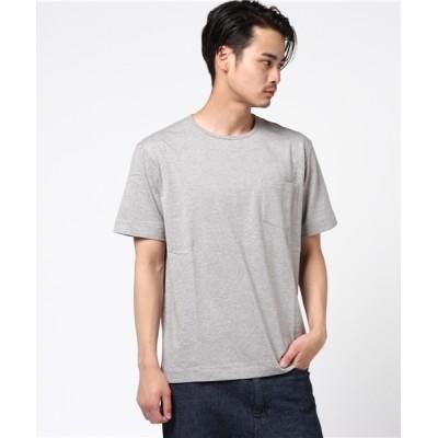 FUZZBOXX / Lovege-S/S POCKET TEE オーガニックコットン ポケット付き Tシャツ MEN トップス > Tシャツ/カットソー
