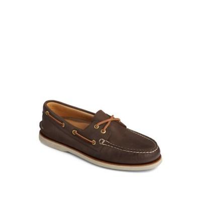 スペリー メンズ スニーカー シューズ Gold Cup Authentic Original A/O Boat Shoes