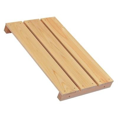 オープンラック棚板 幅45cm×奥行27cm 国産ひのき すのこ棚