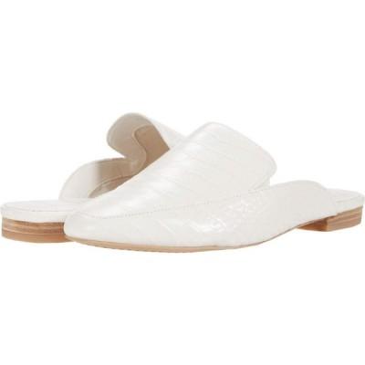 ドルチェヴィータ Dolce Vita レディース ローファー・オックスフォード シューズ・靴 Harmny Ivory Eco Croc Leather