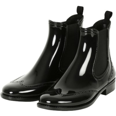 【トラディショナル ウェザーウェア/Traditional Weatherwear】 WING TIP SIDEGORE RAINBOOTS