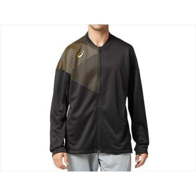 アシックス asics 2101A072 SAサッカー アパレル トレーニングジャケット PERFORMANCE BLACK F2109