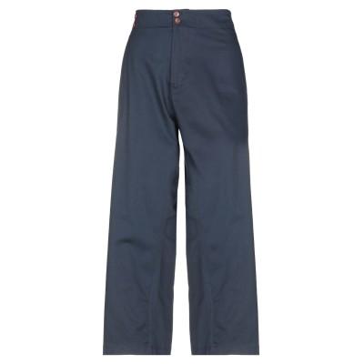 GOUSSET パンツ ダークブルー XS 98% コットン 2% ポリウレタン パンツ