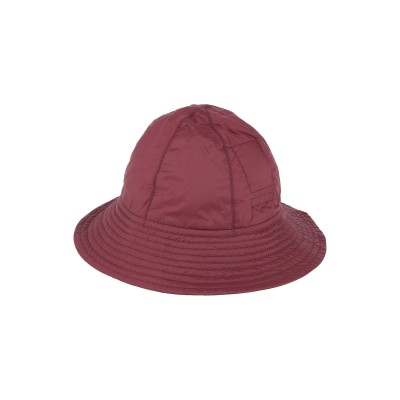 ダークシャドウ バイ リック オウエンス DRKSHDW by RICK OWENS 帽子 ボルドー S ナイロン 53% / コットン 47% 帽子