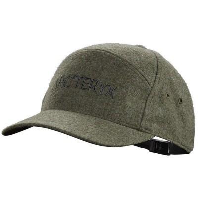 アークテリクス メンズ 帽子 アクセサリー Arc'teryx 7 Panel Wool Ball Cap