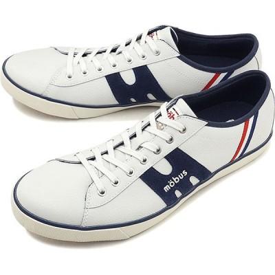 モーブス mobus エッセン ESSEN スニーカー メンズ 靴 S.WHT/NAVY  M-1838T-1731 HO18