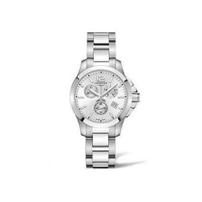 (新品) Longines Conquest Chronograph Silver Dial Unisex Watch L33794766