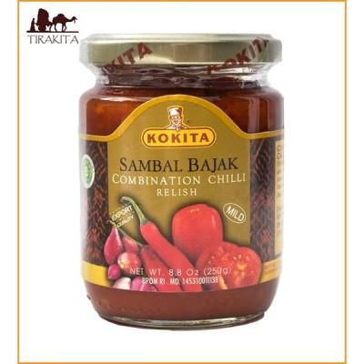 チリソース KOKITA インドネシア料理 サンバル バジャック Sambal Bajak (KOKITA) バリ ナシゴレン 食品 食材