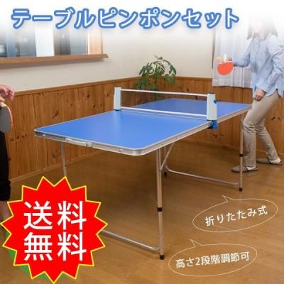 テーブルピンポンセット Ho-70075 通常送料無料