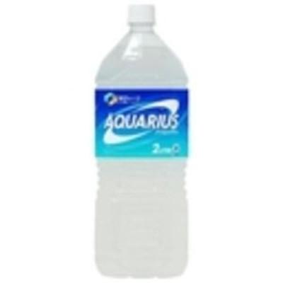 ds-1428459 【まとめ買い】コカ・コーラ アクエリアス AQUARIUS ペットボトル 2.0L×12本【6本×2ケース】 (ds1428459)