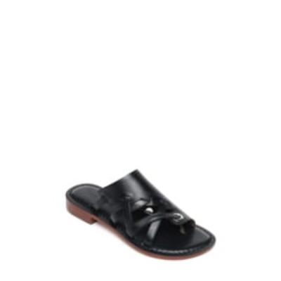 ベルナルド サンダル シューズ レディース Tenley Sandal Black Leather