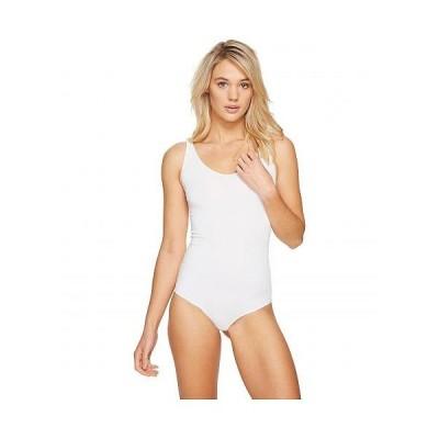 Wolford ウォルフォード レディース 女性用 ファッション トップス シャツ String Bodysuit - White 1