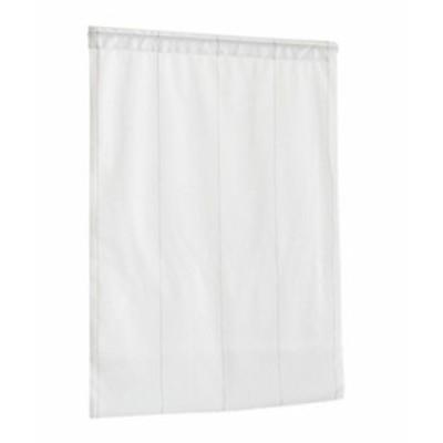 日本製 遮熱 UV カット 小窓用 レースカーテン(70cm幅×90cm丈)