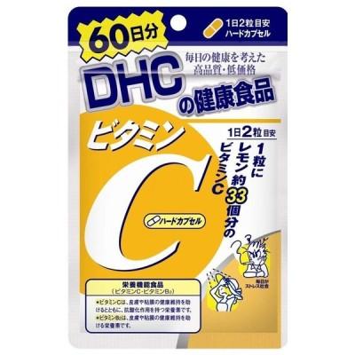 DHC 60日分 ビタミンC(ハードカプセル) 120粒