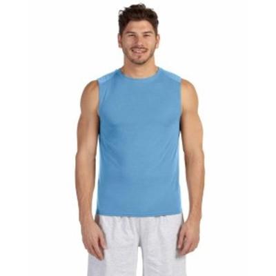 Gildan ギルダン ファッション トップス Gildan Mens Performance--- 4.5 oz. Sleeveless T-Shirt 2 Pack G427 All Sizes