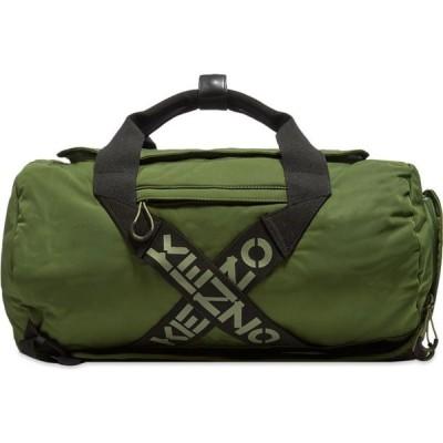 ケンゾー Kenzo メンズ ボストンバッグ・ダッフルバッグ バッグ Sport Weekender Bag Dark Khaki