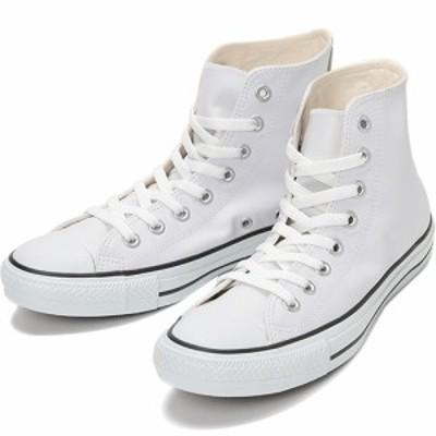 コンバース(CONVERSE) レディース スニーカー LEA オールスター HI ホワイト 32044990 【カジュアルシューズ 靴 ハイカット】