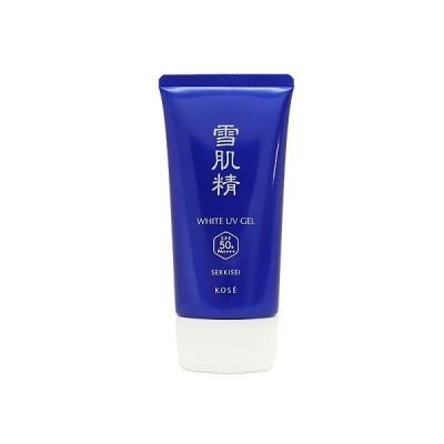 コーセー 雪肌精 ホワイト UV ジェル (日焼け止めジェル) 80g