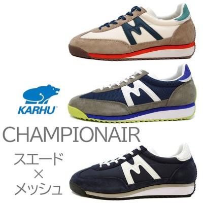 KARHU カルフ ユニセックス スニーカー Mestari メスタリ (旧 Champion Air チャンピオンエア) KH805