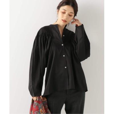 レディース ヴェルメイユ パー イエナ 【TOTEME/トーテム】MONCTONシャツ ブラック フリー