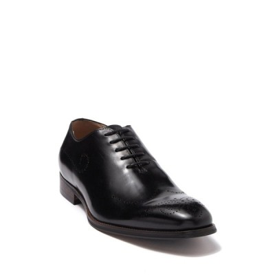 ビンテージファンドリー メンズ ドレスシューズ シューズ Landon Leather Oxford BLACK