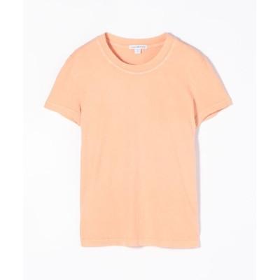 【トゥモローランド】 ビンテージコットンTシャツ WLJ3114VW レディース 34ピンク系 0(S) TOMORROWLAND