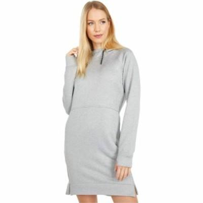 バートン Burton レディース ワンピース パーカーワンピース ワンピース・ドレス Oak Hoodie Dress Gray Heather