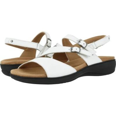 トロッターズ Trotters レディース サンダル・ミュール シューズ・靴 Riva White