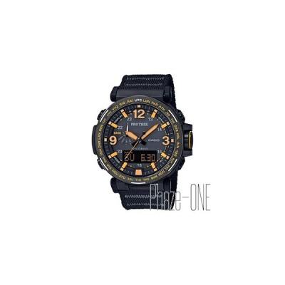 カシオ PROTREK ソーラー メンズ 腕時計 PRG-600YB-1JF
