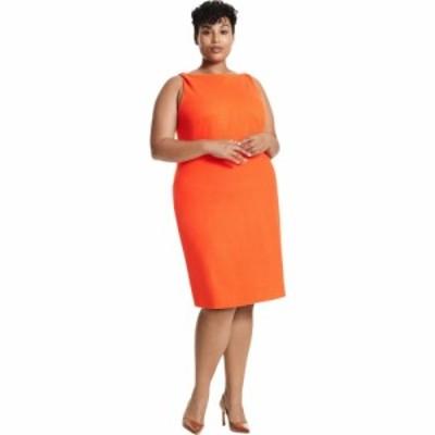 エムエムラフルール M.M. LaFleur レディース ワンピース 大きいサイズ ワンピース・ドレス Plus Size Lydia Dress - Textured Ponte Tan