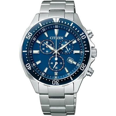 シチズン CITIZEN 腕時計 Citizen Collection シチズン コレクション Eco-Drive エコ・ドライブ クロノグラフ ダイバーデザイン VO10-6772F メンズ