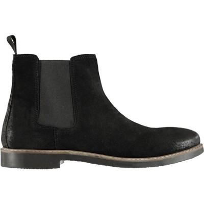 ファイヤートラップ Firetrap メンズ ブーツ シューズ・靴 Francis Boots Black/Black